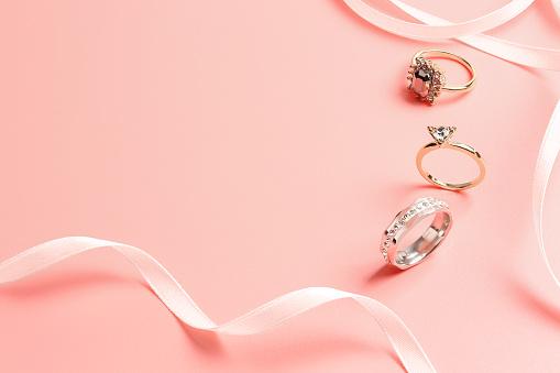 bague et bijoux fantaisies