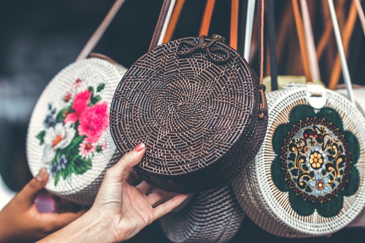 accessoire en bambou